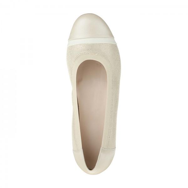 Ballerina Amina beige