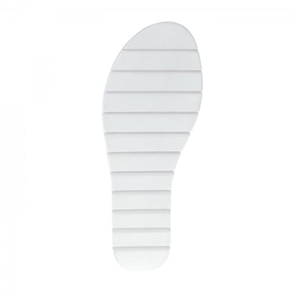 Pantolette Formentera beige