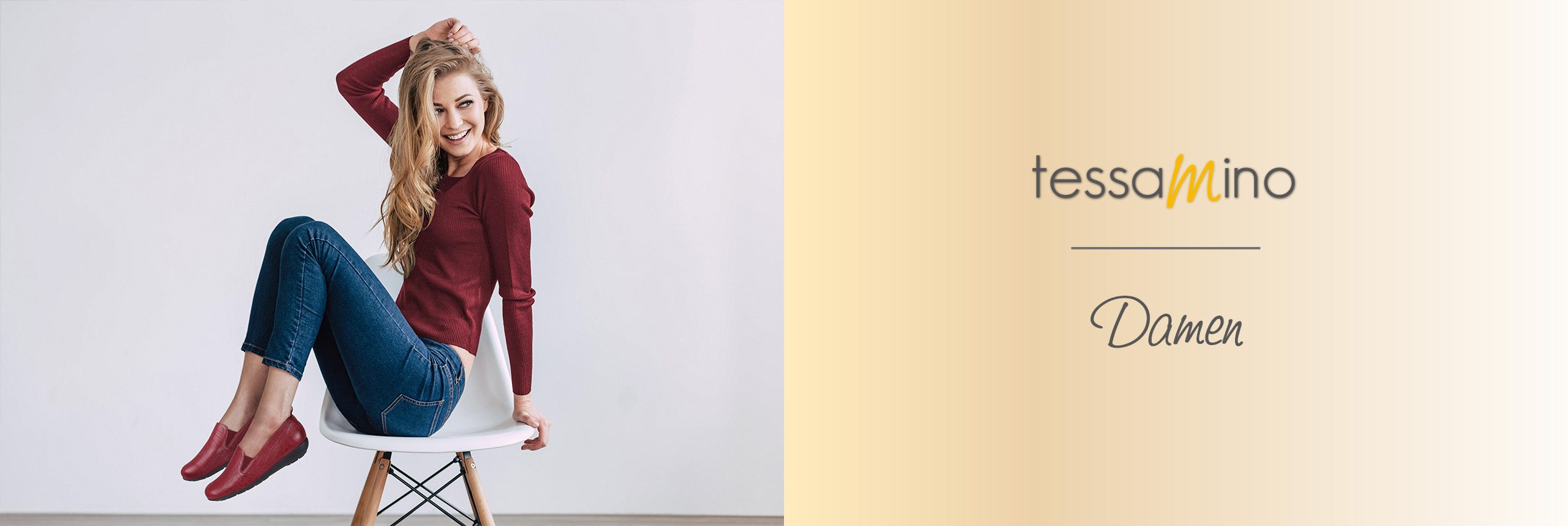Kategoriebild Bequeme Damenschuhe von tessamino - komfortabel, elegant und hochwertig