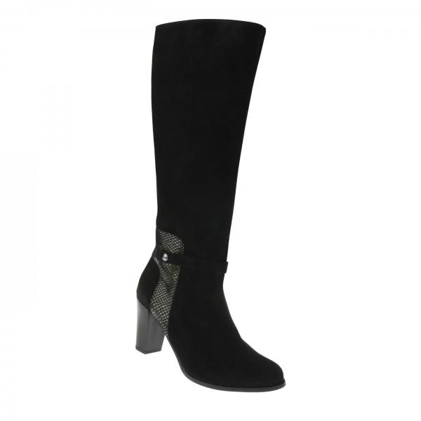 Stiefel Florina schwarz