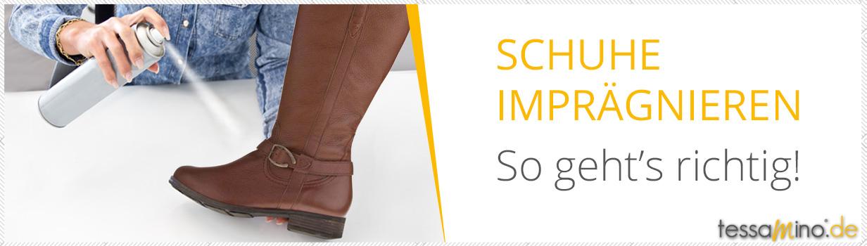 ▷ Schuhe imprägnieren Haushaltstipps & Tricks |