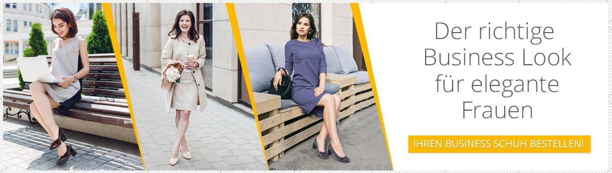 Schuhe zum Business-Outfit