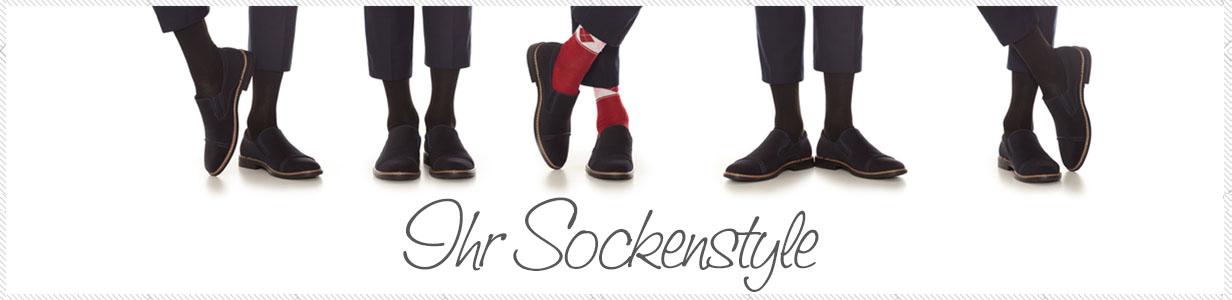 Socken kombinieren