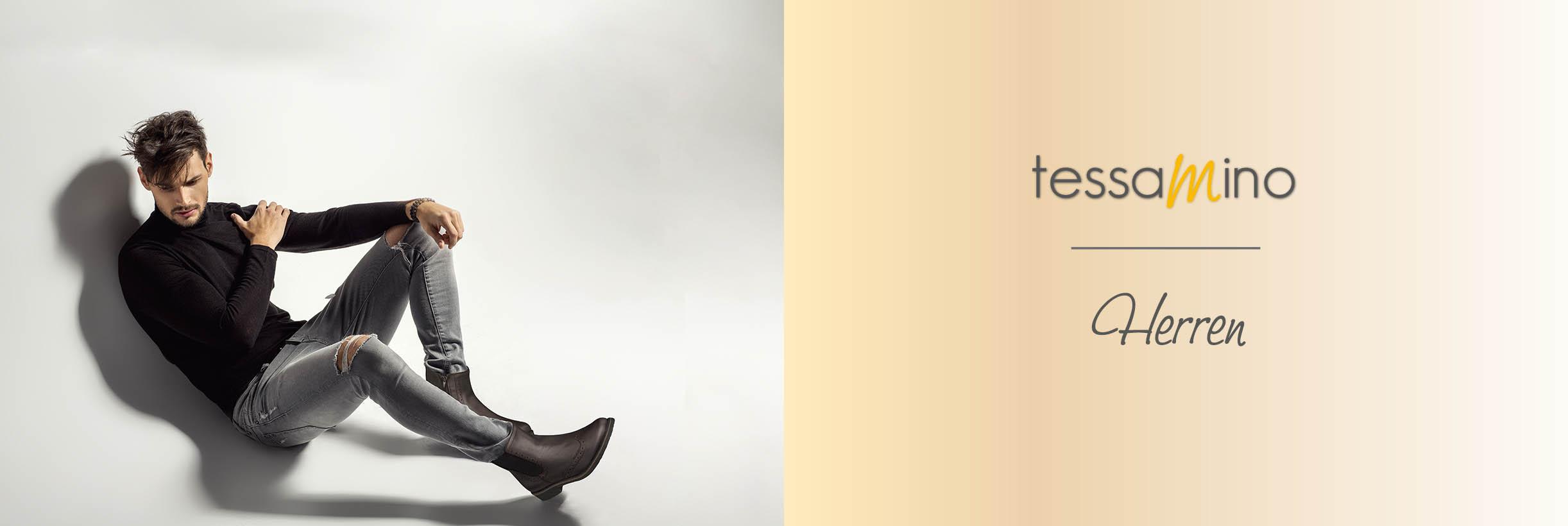 Kategoriebild Bequeme Herrenschuhe von tessamino