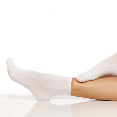 Die richtigen Socken bei Fußgeruch