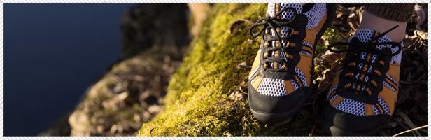 Outdoorschuh Test