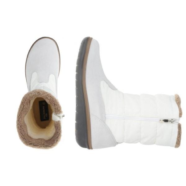 Stiefel Aneira weiß