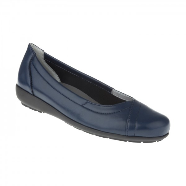 Ballerina Tama blau