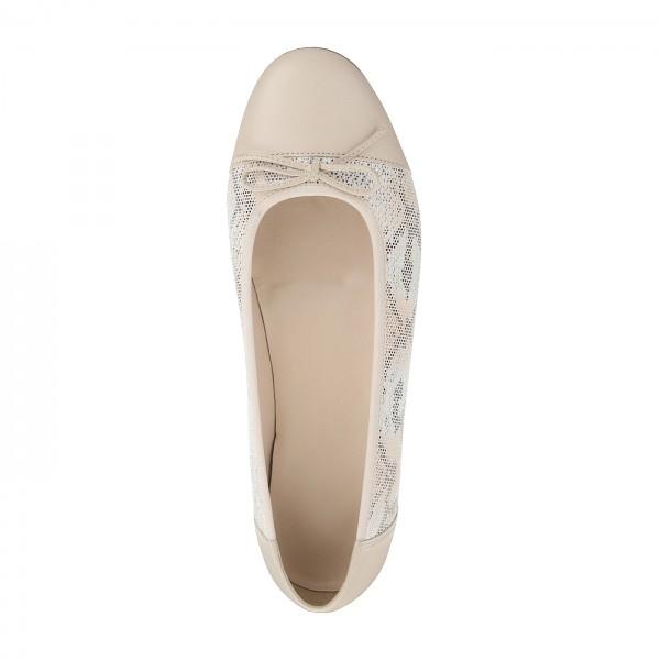 Ballerina Cecila beige