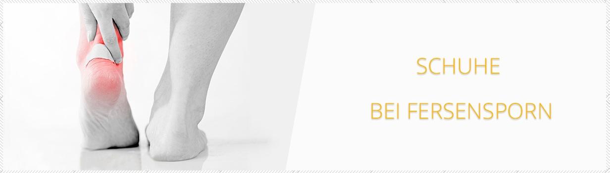 quality design 51827 30027 ▷ Schuhe bei Fersensporn | tessamino Blog | tessamino.de
