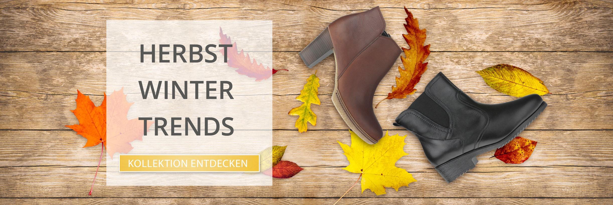 Modische Schuhe, Orthopädische Einlagen und Wanderschuhe in