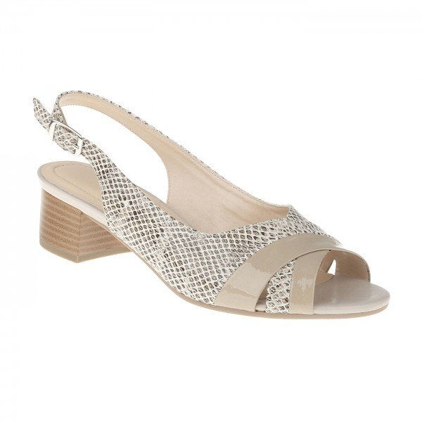 Pumps Viliana beige