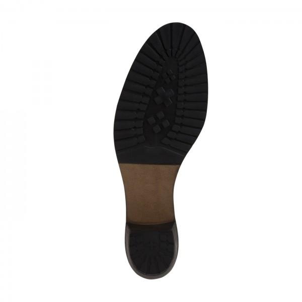 Stiefel Livigno grau