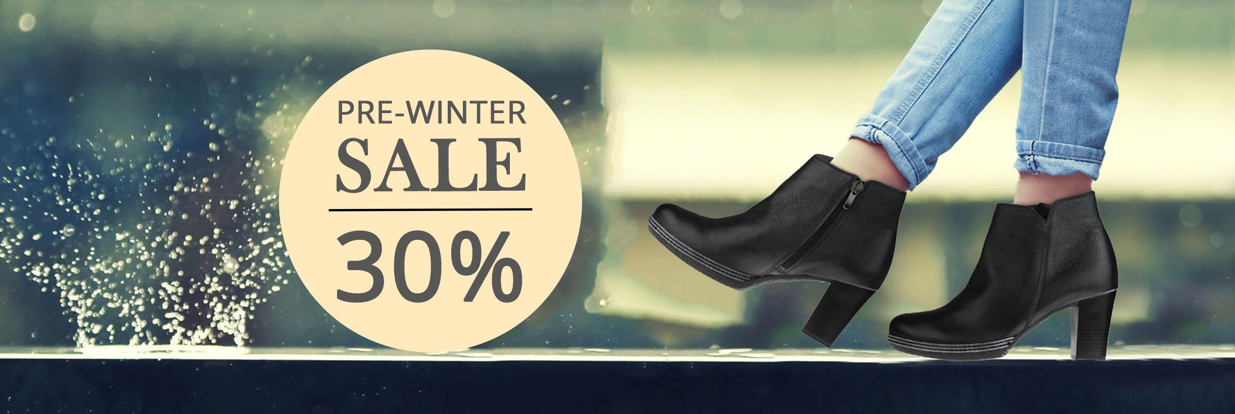 Kategoriebild Pre Winter Sale