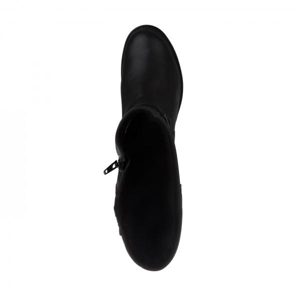 Stiefel Neva schwarz
