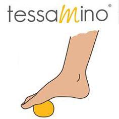 Fußgymnastik Spreizfuß Übung Fußsohlen Massage