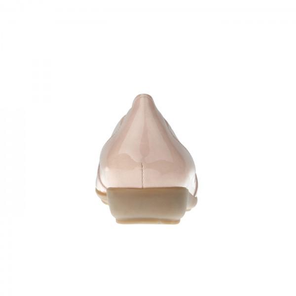 Mokassin Cristal rosa