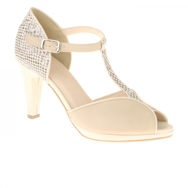 Pumps Ilayda beige