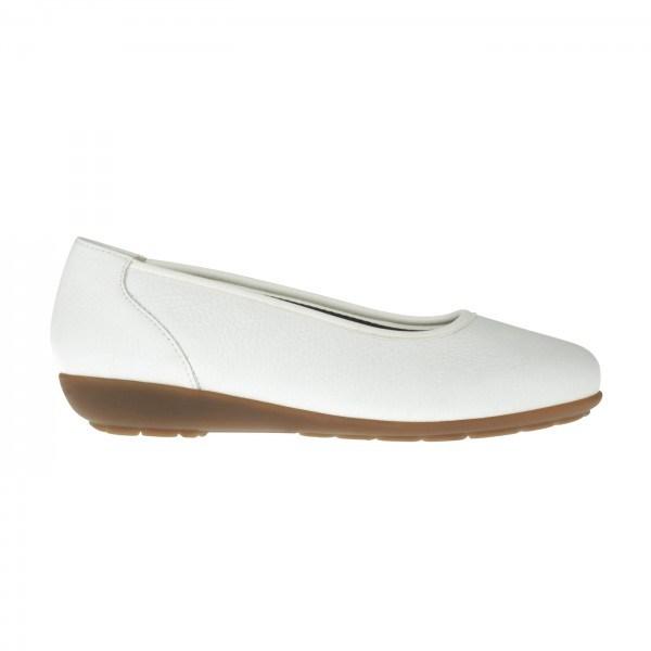 Ballerina Casina weiß
